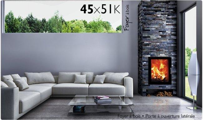 Austroflamm 45/51 K 2.0 Flat