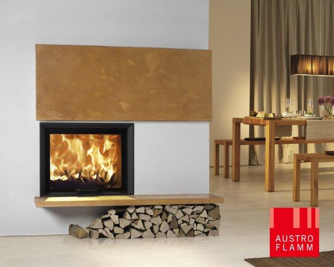 Austroflamm 80/64 S 2.0 Flat