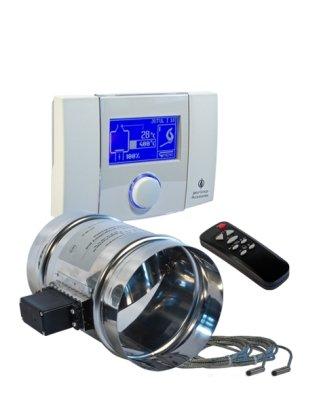 Elektroninis valdiklis ERS 02 vandeniniams židiniams