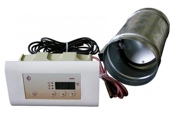 Elektroninis valdiklis su sklende Kratki MSK
