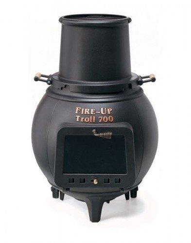 Fire Up Troll 700 grilis-rūkykla