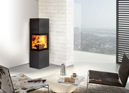 austroflamm slim 2 0 idiniai krosnel s ir kaminai. Black Bedroom Furniture Sets. Home Design Ideas