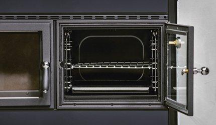 J.Corradi Rustica 120 LGE Thermo (su šilumokaičiu)