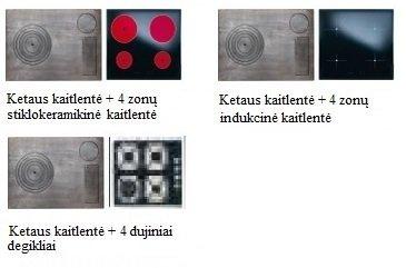 J.Corradi Rustica 140 LGE Thermo (su šilumokaičiu)
