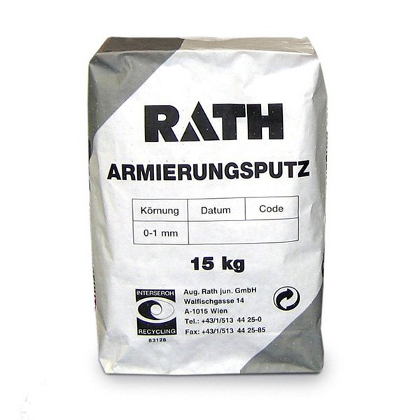 "Karščiui atsparus tinkas ""Armierungsputz"""
