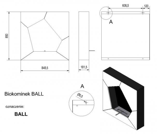 Kratki Ball