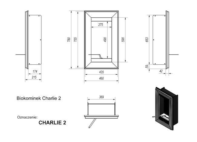 Kratki Charlie 2