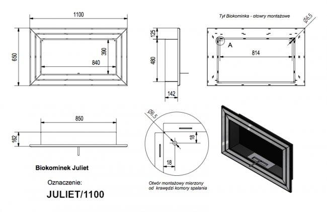 Kratki Juliet 1100x650