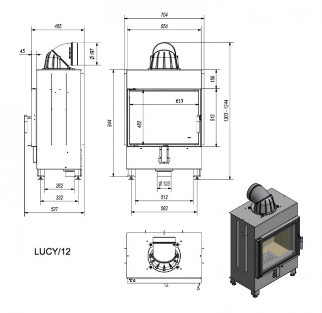 Lucy 12KW