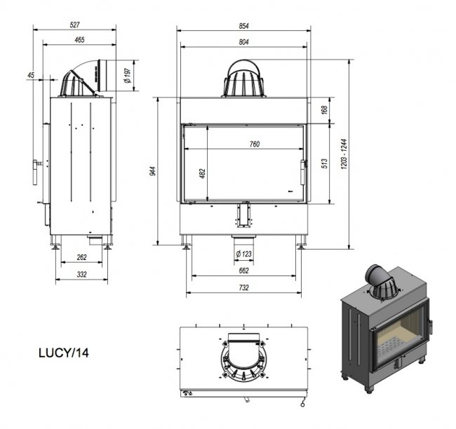 Lucy 14KW