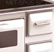 MET-SPOS Viryklė MBS 7 NEW LINE - Dešininė