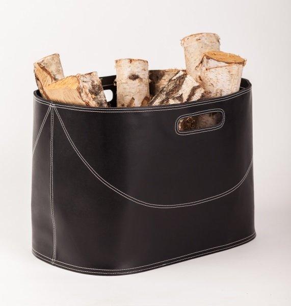 Odinis malkų krepšys H3