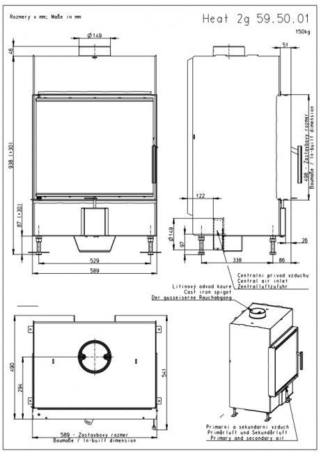 Romotop KV HEAT 2g 59.50.01 (H2N 01)