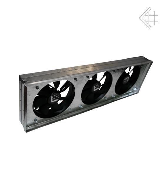Trigubas ventiliatorius Kratki P49/W3