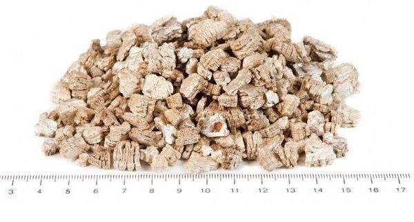 Vermikulito granulės