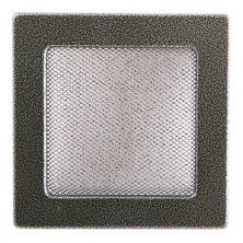 Židinio grotelės 17x17 cm